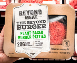 New Study Shows Environmental Benefits of Beyond Burgers